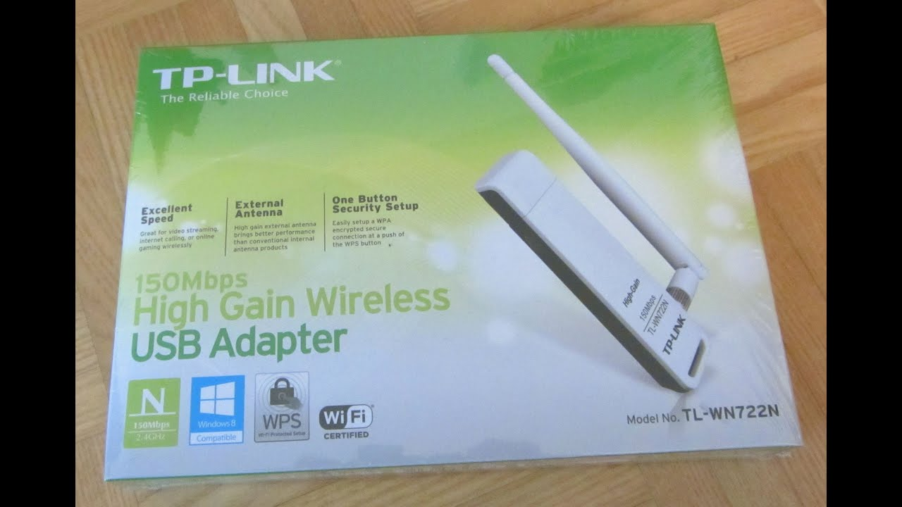 Tp Link Tl Wn722n Driver Installation On Windows 81 And 10 Usb Wifi Antena 300mbps Full Speed Dengan
