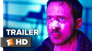 Blade Runner 2049 Trailer #2 (2017) | Movieclips Trailers