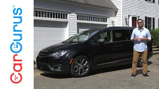 2017 Chrysler Pacifica | CarGurus Test Drive Review