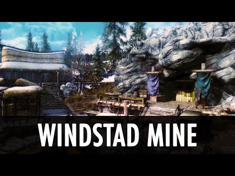 Skyrim Mod: Windstad Mine - Mining Business