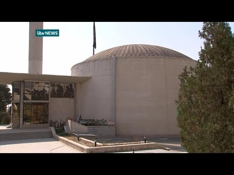 Exclusive: Rare access to an Iranian nuclear reactor
