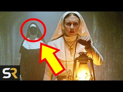 5 Things About THE NUN That Make Absolutely No Sense