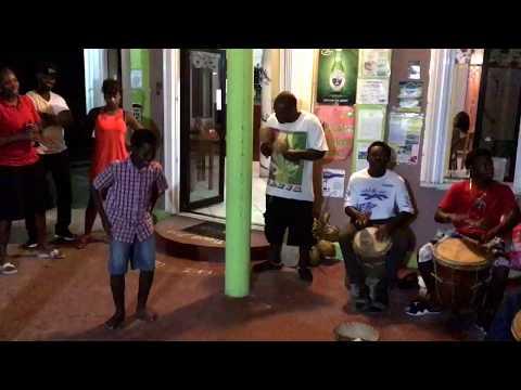Garifuna Punta @ Hopkins, Belize