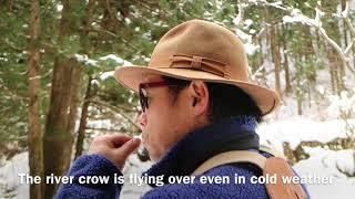 Kaz You Ren Fly Fishing of hard season 岐阜県根尾川の錆びアマゴをみたくて
