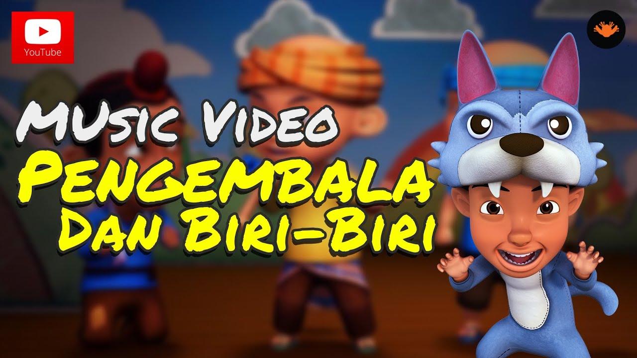 Upin & Ipin - Pengembala dan Biri-Biri [Music Video] - YouTube