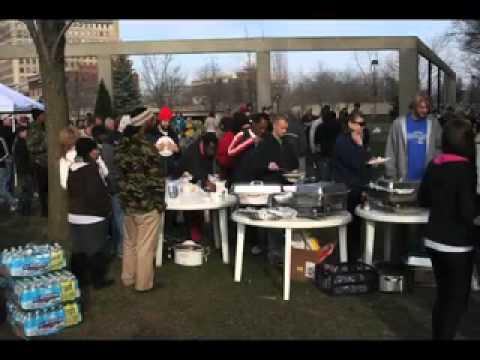 Flint Community Cookout