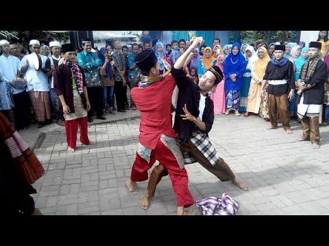 PERTARUNGAN JAWARA Banten Vs Bogor