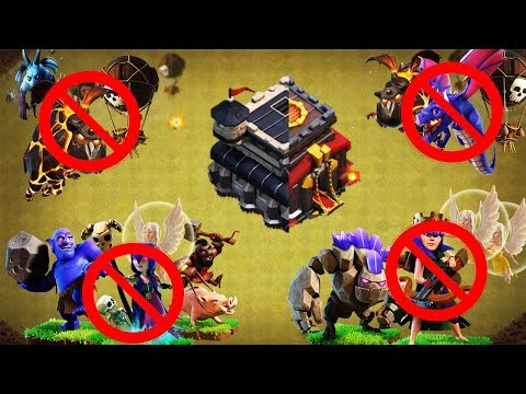 TH 9.5 War Base (Tested In 5 Wars) BEST WAR BASE 2018 AnTi 3 Star [AnTi All Combo]   Clash Of Clans