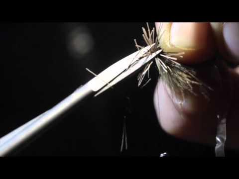 Pêche Mouche 113, le montage d'une March Brown.