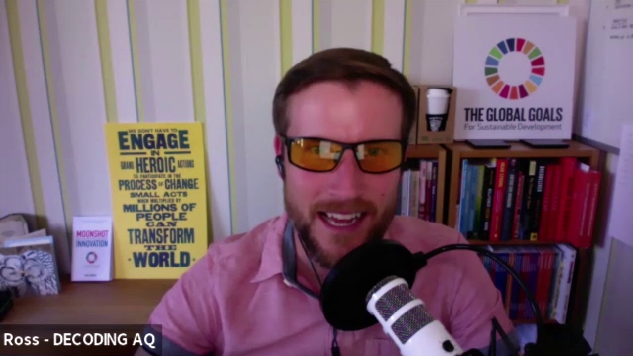 Decoding AQ with Ross Thornley Feat. Dr Gary Richter