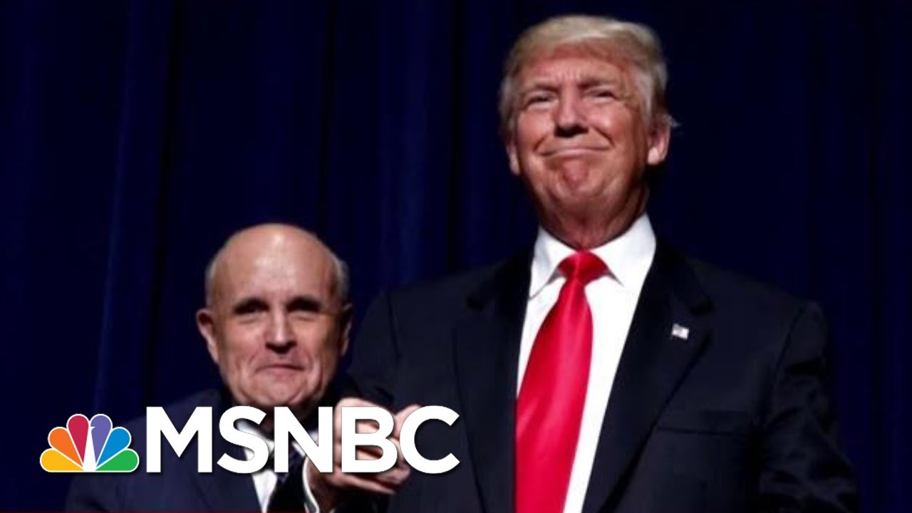 Axios: Insiders Say President Donald Trump Will Give Interview To Robert Mueller | Hardball | MSNBC