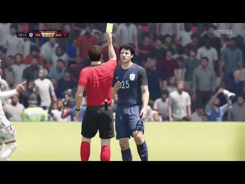 FIFA 18 Pro Club | FC Basel 075