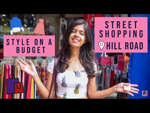 Style On A Budget: Hill Road, Mumbai  Sejal Kumar