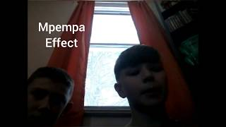 Science video: mpempa effect