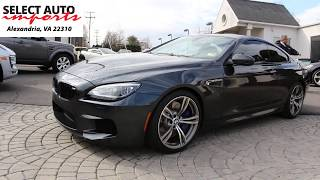 BMW M6 Coupe 2015 Videos