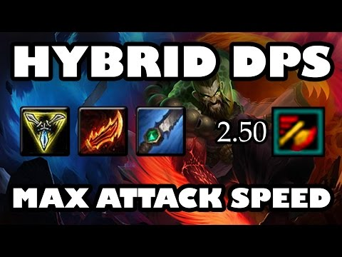 Hybrid Tiger & Phoenix | Mixed DPS Udyr Jungle Guide [7.4]