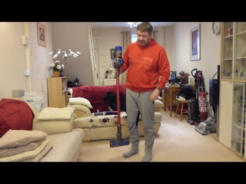 Dyson V8 Total Clean cordless vacuum: 3 month ownership review.