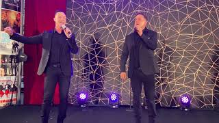 Human Nature Live - Don't Say Goodbye (reimagined)