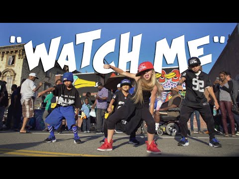 Silento - Watch Me (Whip/NaeNae) | @YAKfilms x TURFinc, Bague Boyz, Phoenix Lil'Mini #WatchMeDanceOn