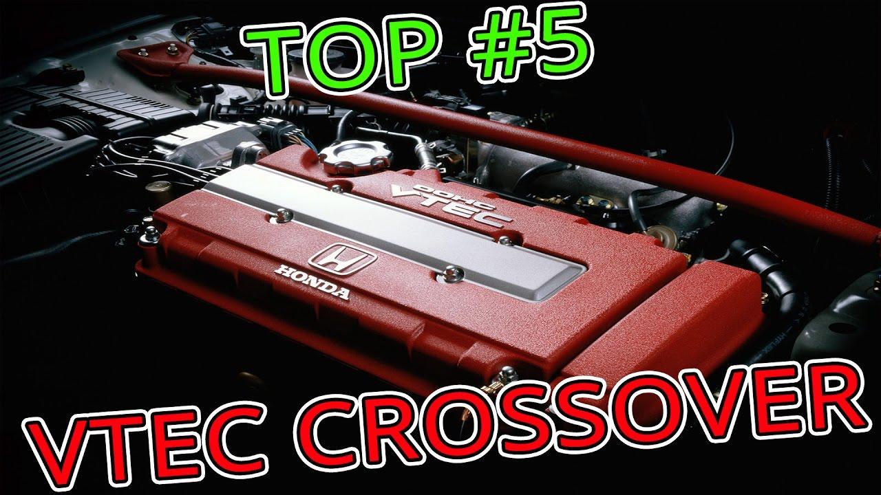 Best VTEC Crossover - zmiana fazy rozrządu - piękno Japońskiego silnika