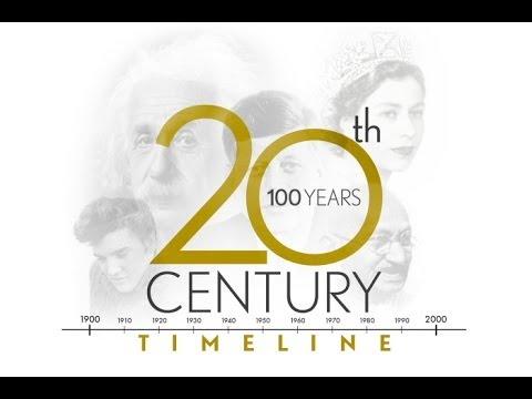 20th Century Timeline (Documentary Promo) - YouTube 100 Century