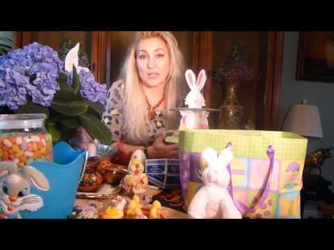 США Украшаем дом к Пасхе-а при чём тут зайцы?Easter Oт  Katvickas98