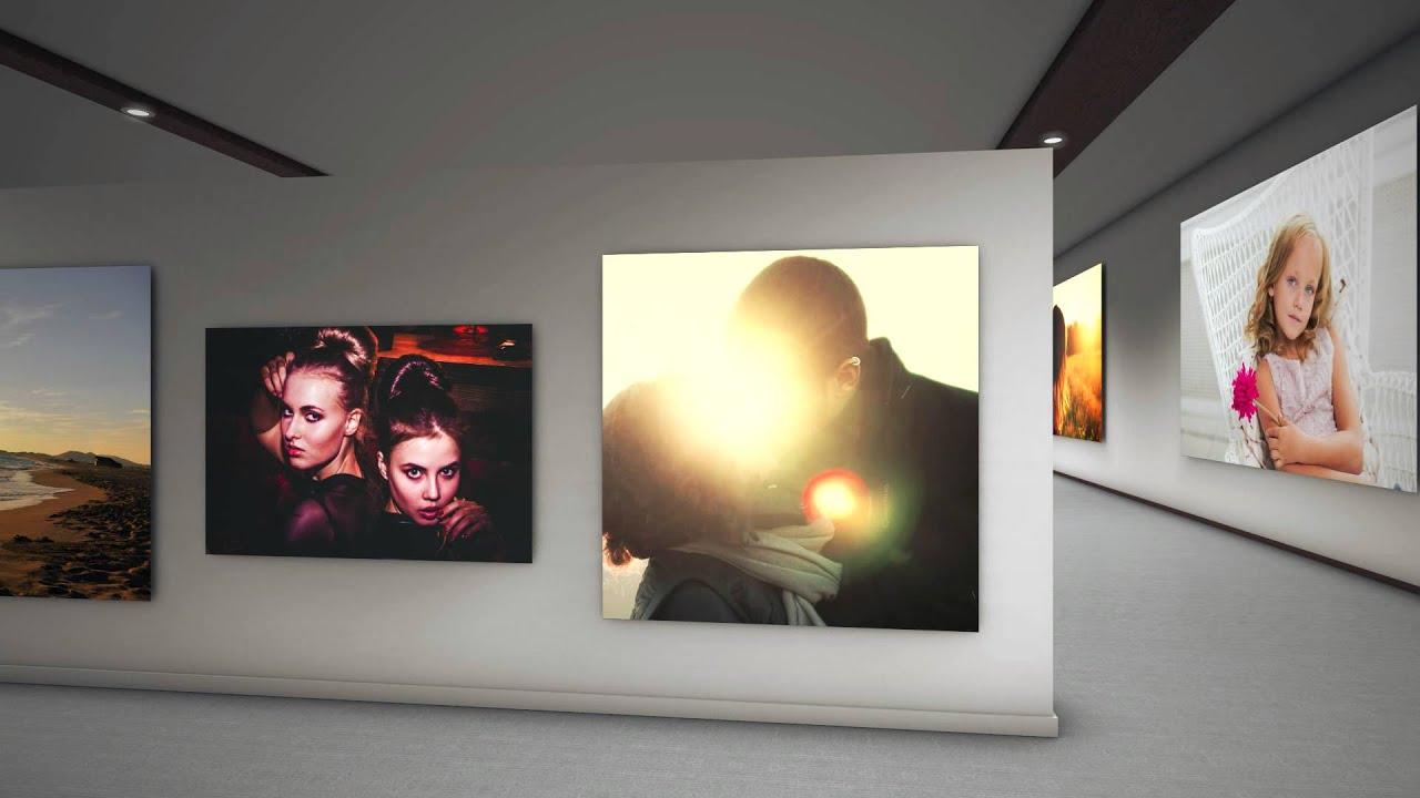 Virtual Art Gallery Templates