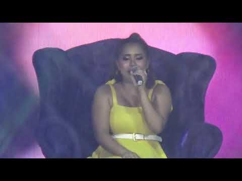 Kahit Ayaw Mo Na Feat Mimi - Baninay Bautista The BFF Concert 2019