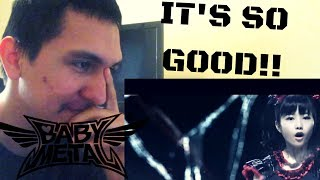 BABYMETAL - Karate mv LATE REACTION!
