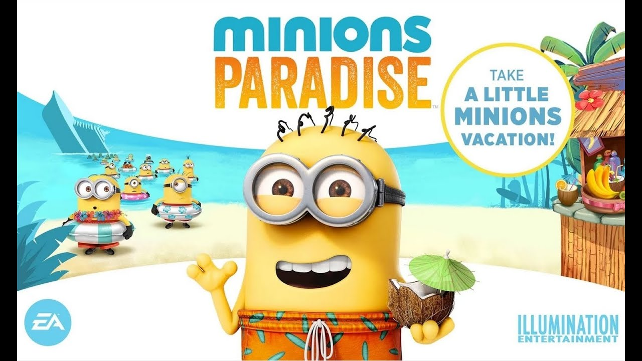 Minions Paradiseu2122 - Android Gameplay HD | Part 1