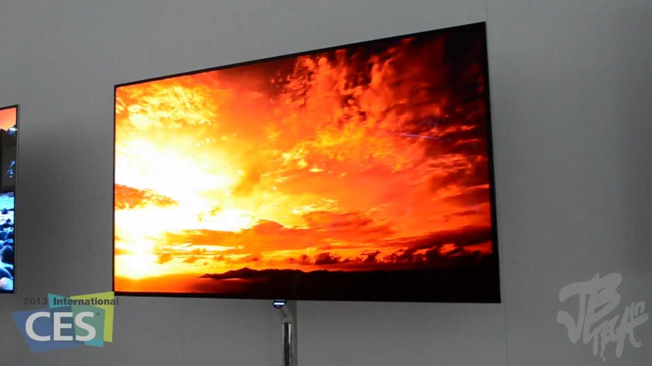 ces 2013 samsung 110 inch 4k tv world 39 s first curved oled tv galaxy camera more youtube. Black Bedroom Furniture Sets. Home Design Ideas