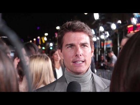 Oblivion Premiere: Tom Cruise, Morgan Freeman & More!