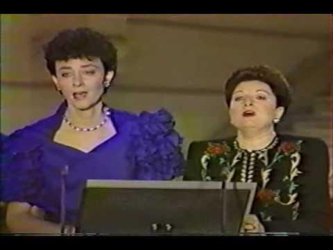 Mariella Devia and Nathalie Stutzmann in Rodelinda