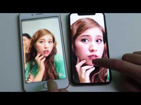 iPhone X ดีไหม เทียบกับ iPhone8Plus ดีกว่ายังไง?