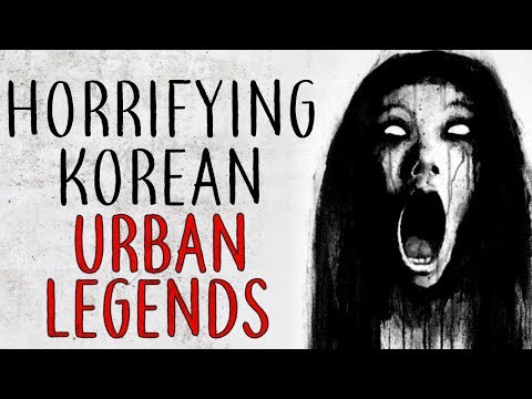 5 Horrifying Korean Urban Legends