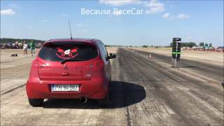 Mitsubishi Colt Czt vs Opel Astra F GSI - Drag Race Ianca 2017 by Alex Buzoianu Photo