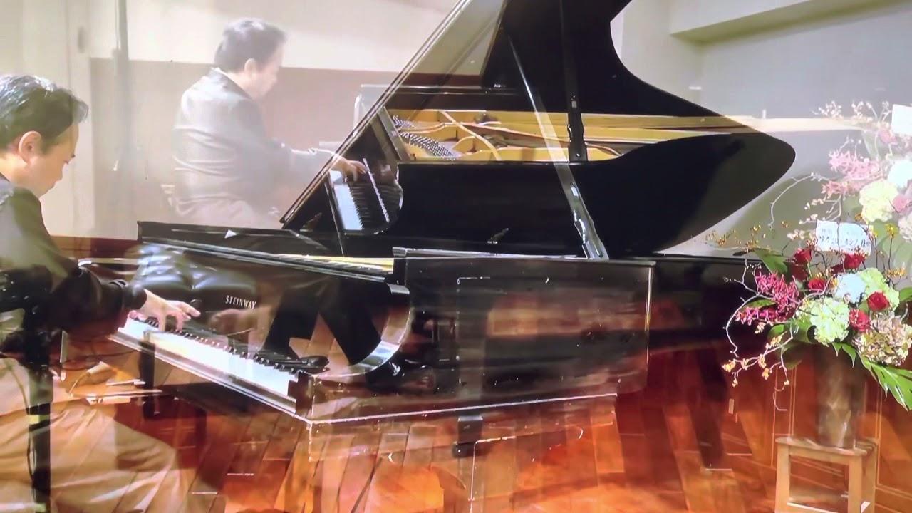 Beethoven : Sonata f-moll Op.57 Appassionata 1st mov. ベートーヴェン : ソナタ 熱情 1@タカヒロ・ホシノ Takahiro Hoshino