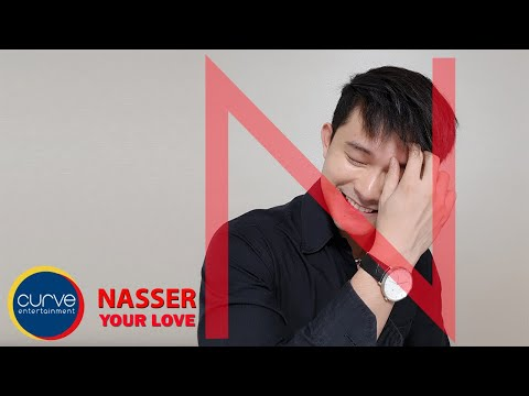 Nasser | Your Love | Official Lyric Video