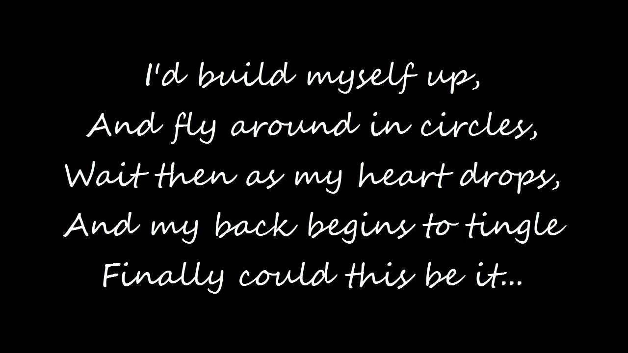 Adele – Chasing Pavements Lyrics | Genius Lyrics