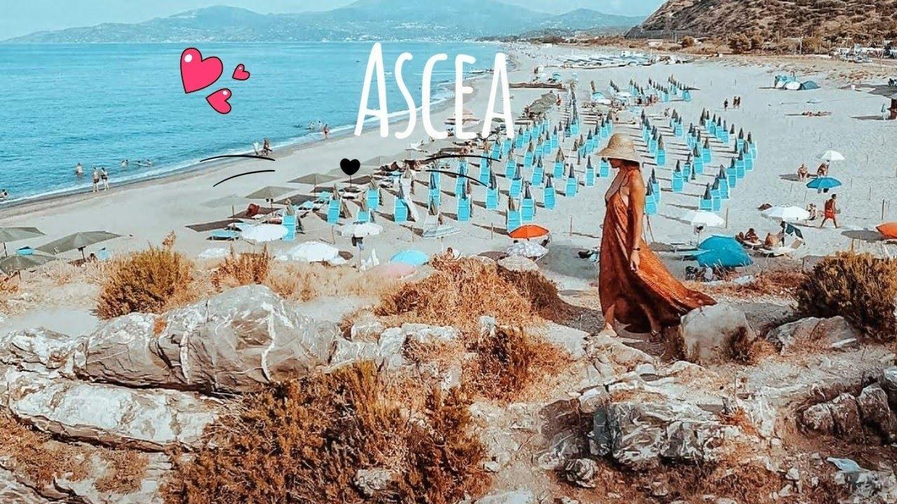 Download #15 Ascea Tour |Salerno|Italy |4k -Drone|TLC Diaries