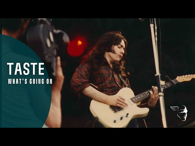 Taste - What's Going On (Live At The Isle Of Wight)