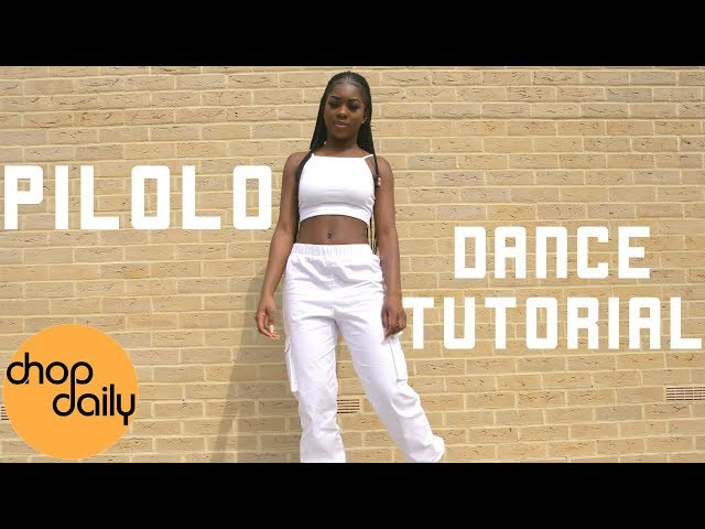 How To Pilolo  (Dance Tutorial)