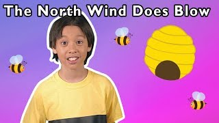 The North Wind Does Blow + More | Mother Goose Club Playhouse Songs & Rhymes