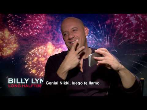 Vin Diesel interrupts interview to talk to Nicky Jam on the phone