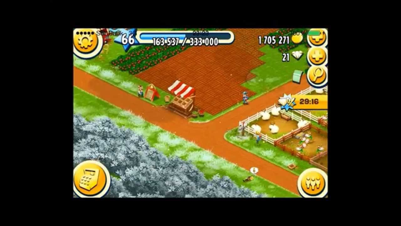 Hay Day - 30 Gift Cards fo a Large Mystery Package - YouTube
