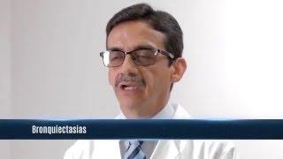 Cilindricas varicosas quisticas bronquiectasias