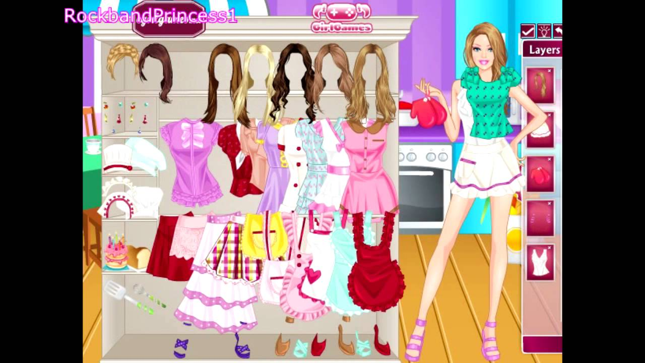 Barbie Fashion Show Games Eye Style