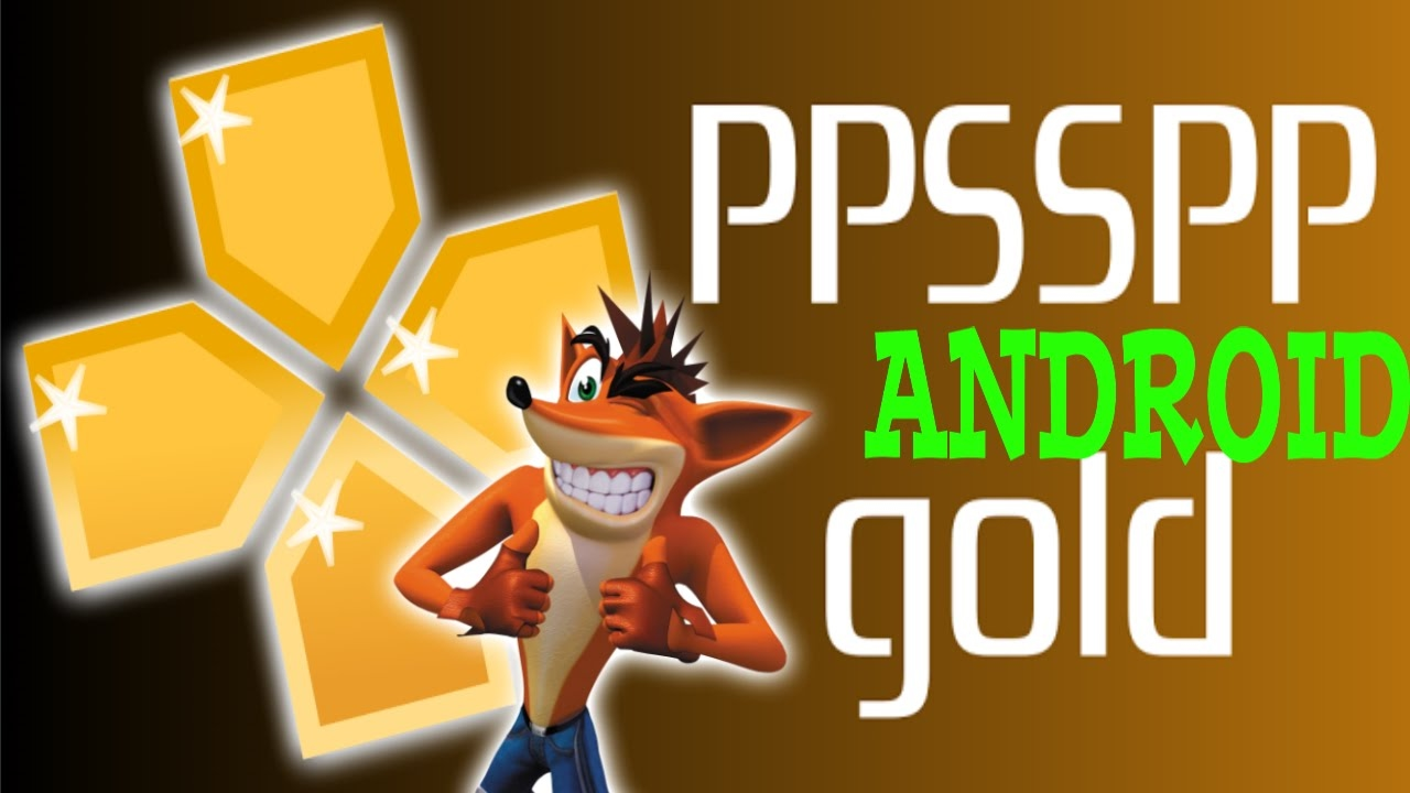 Image result for ppsspp android gold