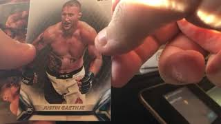 2018 UFC Knockout Box Break and Review, Huge Hit!