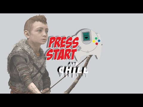Press Start and Chill #22   I Got God Of War   Call Of Duty No Campaign   May 19 Showdown